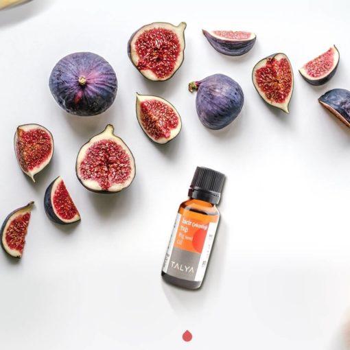 Feigenöl mit Frucht