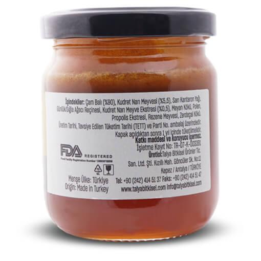 Honig-Bittermelonen-mix-heilend
