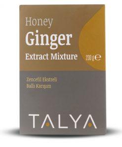 Honig-Ingwer-mix