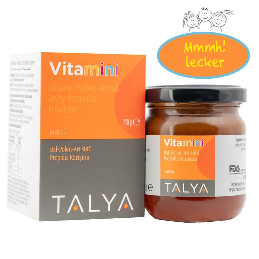 Honig-Vitamini-lecker-Talya-Naroma