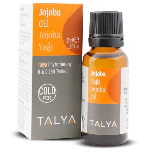 Jojobaoel gesunde Haut und Haar