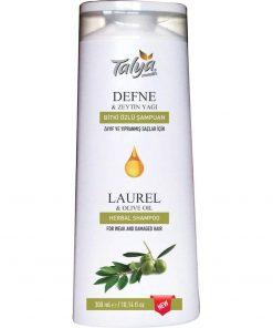 Lorbeer & Olivenöl_Shampoo_für_gesundes_Haar_Talya